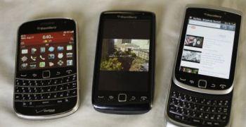 BlackBerry frappé par une panne technique