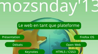 Mozilla Sénégal célèbre le Mozsnday'13: pour un web libre, ouvert et innovant