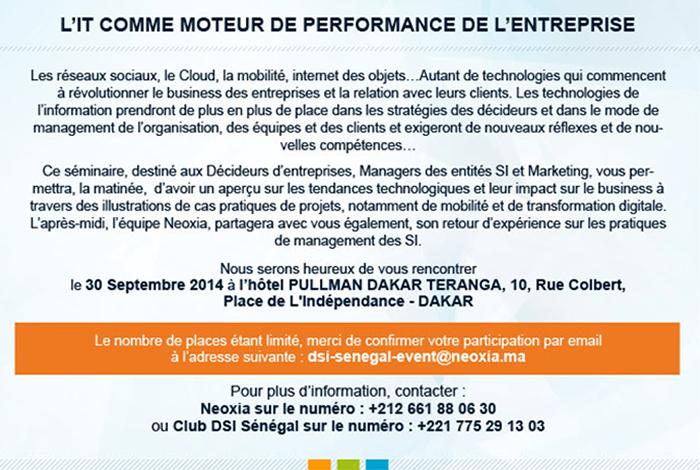 Seminaire IT Club DSI 30092014-2