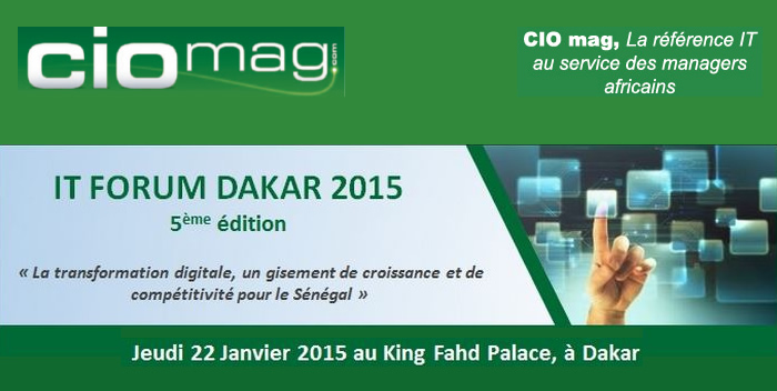IT Forum Dakar 2015