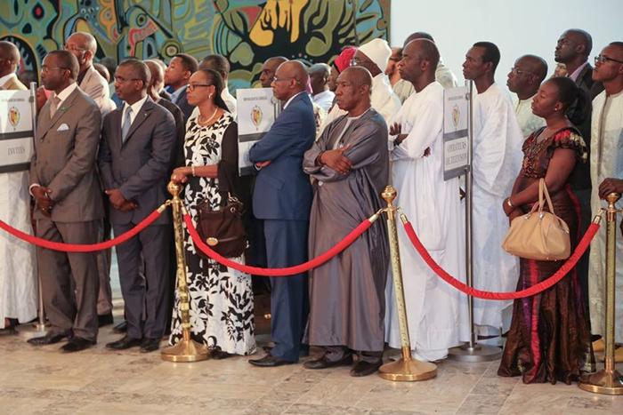 TNT au Senegal - Le President Macky SALL donne le Top Depart 3