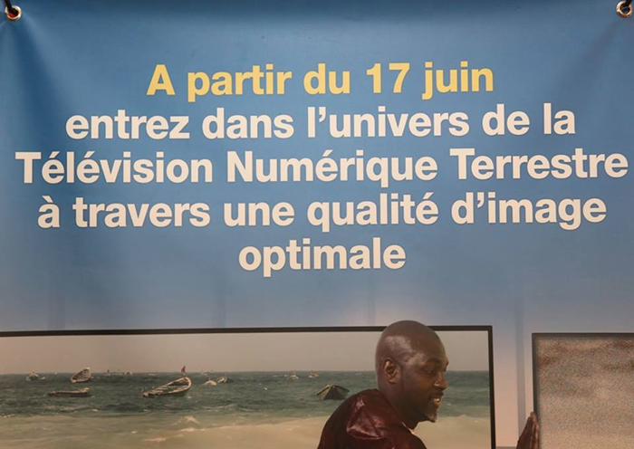 TNT au Senegal - Le President Macky SALL donne le Top Depart 4