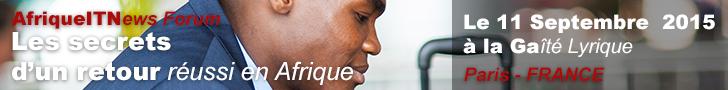 AfriqueITNews Forum Paris