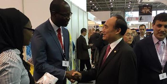 Le Sénégal présent à l'ITU World Télécom 2015-2