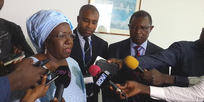 Baba Zoumanigui Khoudia Mbaye IBM Senegal