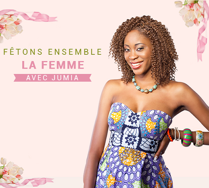 Journee des femmes - Jumia rend hommage amazones  web happy_woman_day all