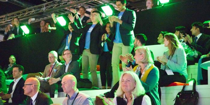 SoundVision Ericsson Innovation Awards 2016 - 2