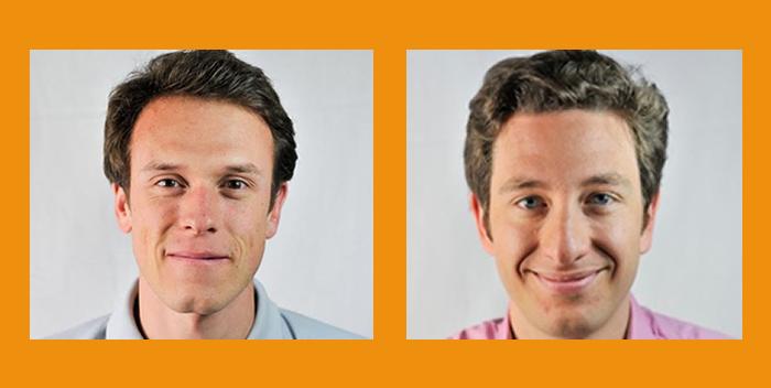 Sacha Poignonnec et Jérémy Hodara, fondateurs et co-CEOs de Jumia.