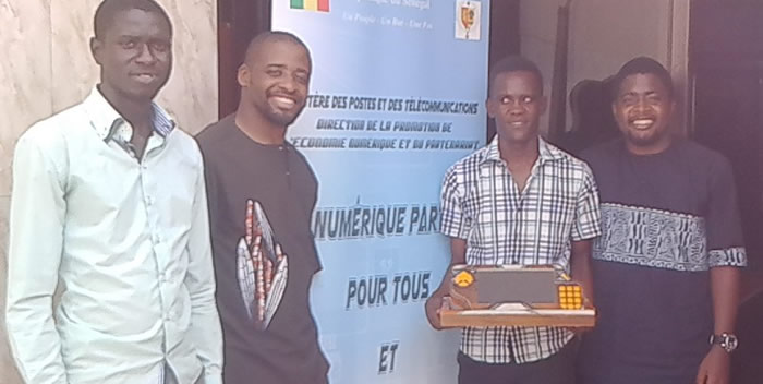La Startup SOMTOU-Sénégal sélectionnée au K-Startup Challenge 2016 de Séoul en Corée du Sud - 2