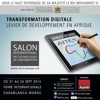 AITEX – AFRICA IT EXPO 2016